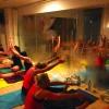 Hot Yoga de eerste Les een groot succes
